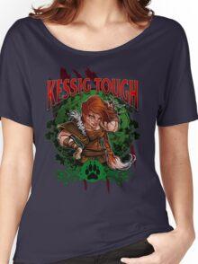 Kessig Tough Women's Relaxed Fit T-Shirt