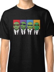 Reservoir Turtles Classic T-Shirt