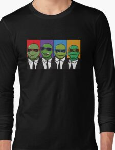 Reservoir Turtles Long Sleeve T-Shirt