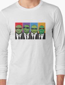 Reservoir Turtles Long Sleeve T-Shirt