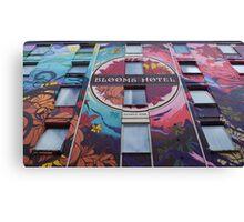 Hôtel de Couleur Canvas Print
