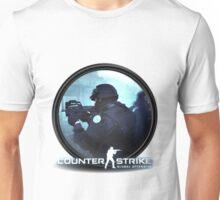 CS:GO CSGO Counter Strike Global Offensive Counter Terrorist CT Unisex T-Shirt