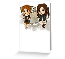allydia Greeting Card