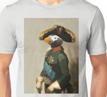 Emperor of Puffins - Anthropomorphic Composite Unisex T-Shirt