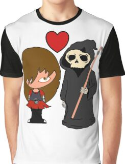 A romance made till death Graphic T-Shirt
