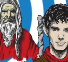 Merlin Theme Sticker