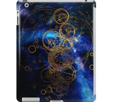 Time Lord Writing iPad Case/Skin