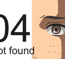 Marco 404 Sticker