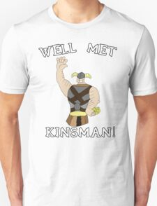 Well Met Kinsman Tee T-Shirt