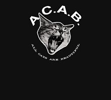 ACAB - All Cats Are Beautiful Unisex T-Shirt