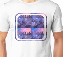 Ornate Polygon Mosaic 7 Unisex T-Shirt