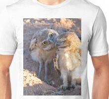 Owlet Kisses Unisex T-Shirt