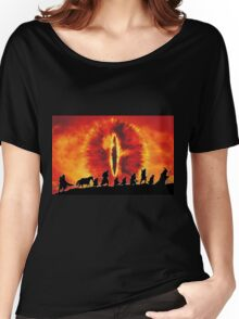 The Fellowship are Being Watched Women's Relaxed Fit T-Shirt