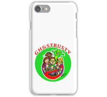 Ghost Busty iPhone Case/Skin