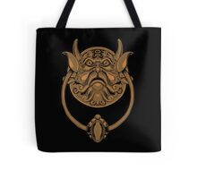 """What"" Knocker Tote Bag"