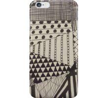 Different Patterns iPhone Case/Skin