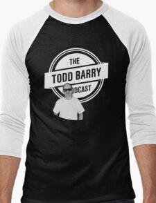 The Todd Barry Podcast T-Shirt Men's Baseball ¾ T-Shirt