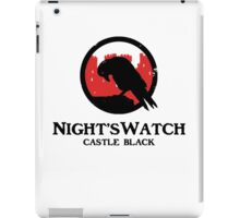 Night's watch iPad Case/Skin