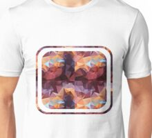 Ornate Polygon Mosaic 6 Unisex T-Shirt