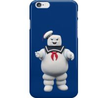 Stay-Puft Marshmallow Man iPhone Case/Skin