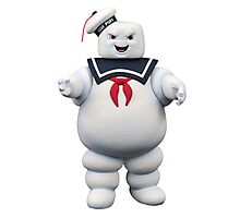 Stay-Puft Marshmallow Man Photographic Print