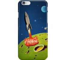 The World of Outer Space Travel iPhone Case/Skin