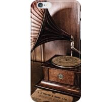 Vintage Melody  iPhone Case/Skin