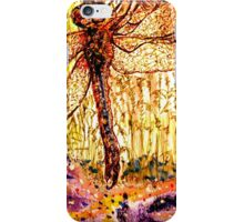 Dragon Flying Summers iPhone Case/Skin