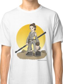Rey The Force Awakens Apparel Classic T-Shirt