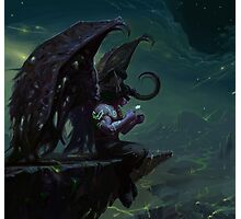 Illidan Hurlorage Photographic Print