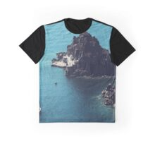 Santorini - Greece Graphic T-Shirt