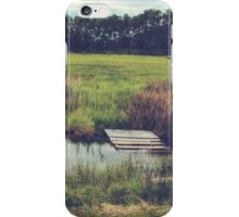 Let's Go on an Adventure: Chesapeake Bay iPhone Case/Skin