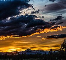 Sunset 20 by Richard Bozarth