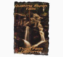 Quaking Aspen Falls Kids Tee
