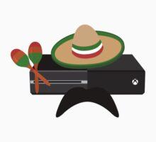 Xbox Juan One Piece - Short Sleeve