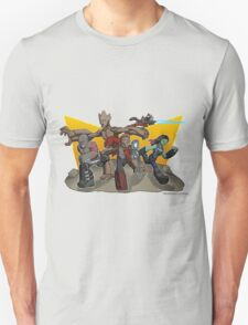 Guardians of the Galaxy Apparel Unisex T-Shirt