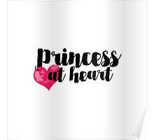 Princess at Heart Poster