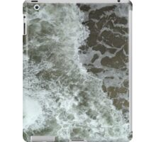 Raw Sea iPad Case/Skin