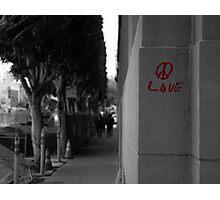 Love Prevails Photographic Print