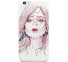 You're Pretty When You Cry iPhone Case/Skin
