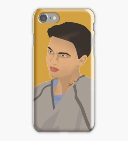 OITNB - Stella Carlin (Ruby Rose) Digital Paiting iPhone Case/Skin