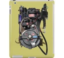 Classic Ghostbusters Proton Pack iPad Case/Skin