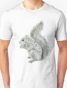 Cute squirrel Unisex T-Shirt