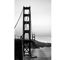 Foggy Day in SF Photographic Print