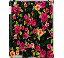 """BRIGHT ROSE GARDEN"" Art Deco Print iPad Case/Skin"