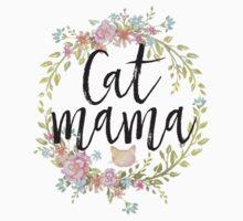 CAT MAMA One Piece - Short Sleeve