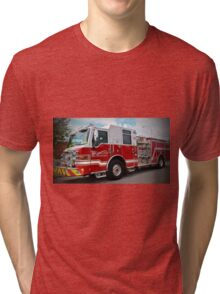 Keeping Our City Safe Tri-blend T-Shirt