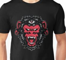 Demon Monkey Unisex T-Shirt