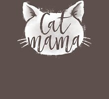 CAT MAMA II Womens Fitted T-Shirt