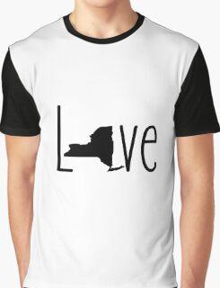 New York Love Graphic T-Shirt